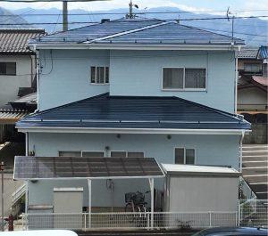 外壁・屋根塗装は長野で43 年の施工実績豊富な鋼商コウショウにお任せ下さい。