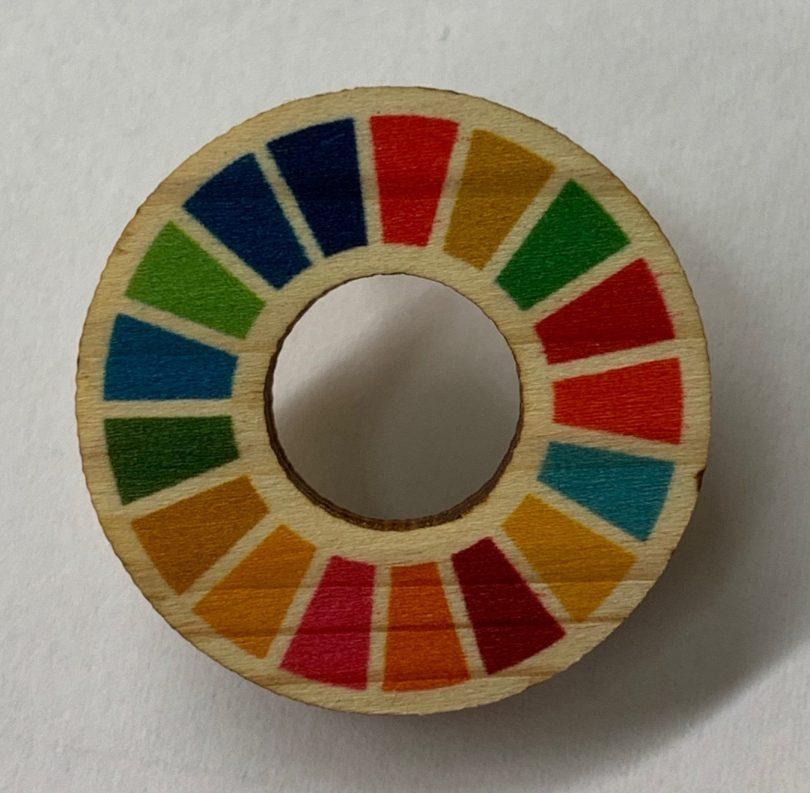 SDGs 持続可能な開発目標に鋼商も取り組んでます。