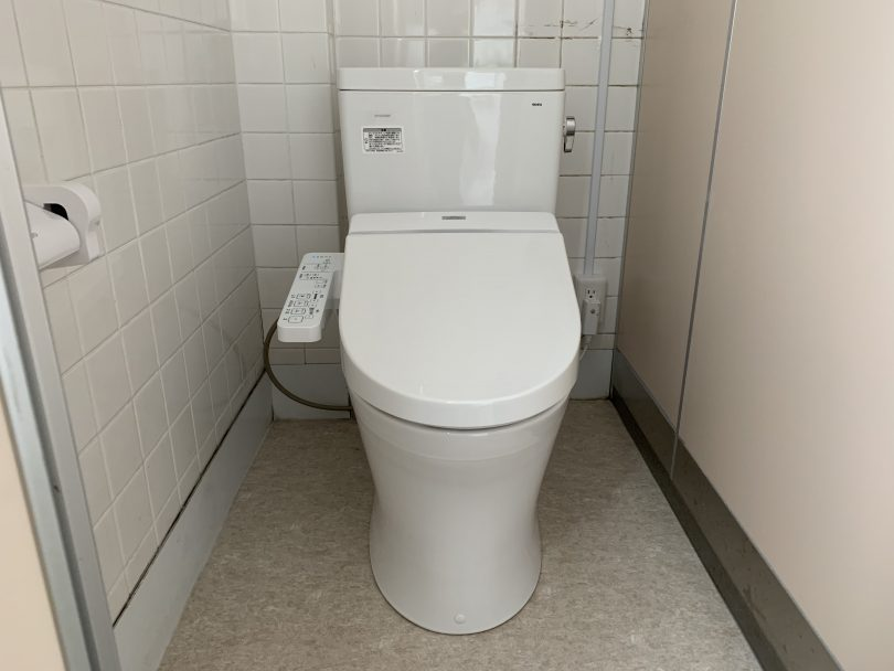 和式便所から洋式にリフォーム、長野でトイレや水回りの工事はお任せ下さい。