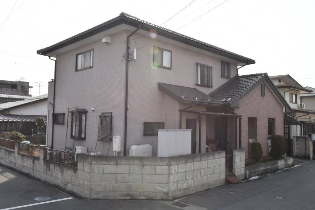 窯業系サイディングの再塗装するなら長野市で43年目の鋼商コウショウまで。